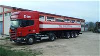 SCANIA 124-420 SO CISTERNA UTVA