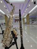 Yamaha YAS-62 Silver Alto Saksafon Alt sax