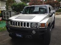 HUMMER H3 LUXURY CHROM PACKET SKORO NOV-06