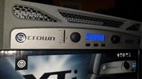 Crown Professional Amplifiers