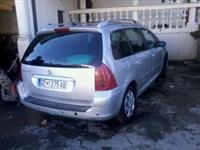Peugeot 307 2.0 HDI odlicno -02