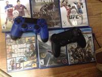 PS4 so 6 igri