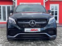 Mercedes GLE Coupe 6.3s AMG 585 ks 2018