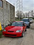 Honda Civic -95 registrirana atest plin
