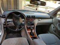 Mercedes-Benz c200 116 ks