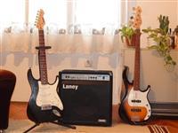 Peavey Laney gitara bas i pojachalo