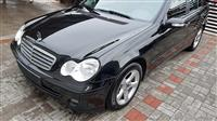 Mercedes C200 122ks 6brz GERMANIJA