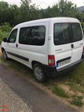 Peugeot Partner Benzin Plin