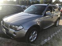BMW X3 3.0 X DRIVE