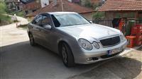 Mercedes E320 CDI ITNO