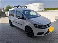 VW Caddy 2.0 tdi 102hp Euro 6, 2019/12 Prv sopstvenik