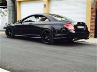 Mercedes CL 63 AMG -07 Black Luxus Version