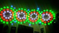 Svetlosni efekti za kafe barovi
