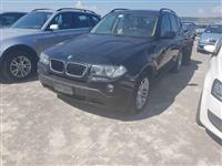BMW X3 -07 2.0  150ks