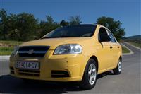 Chevrolet Aveo -06 so atestiran plin
