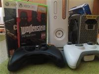 Xbox 360 igri i 2 kontrolera