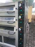 Pekarska oprema etazna pecka