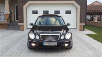 Mercedes E 220 CDI Avangard Facelift Kako Nov
