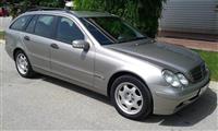 Mercedes Benz C 200 CDI automatic menuvac XENON-04