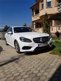 Mercedes-Benz E 220 blutec   AMG paket