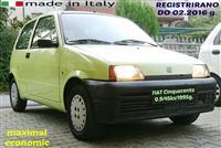 FIAT CINQUECENTO REG -95 REGISTRIRANO EKONOMICNO