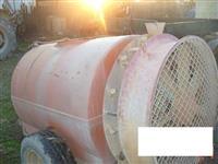 Prskalica vlekac 800l agromehanika