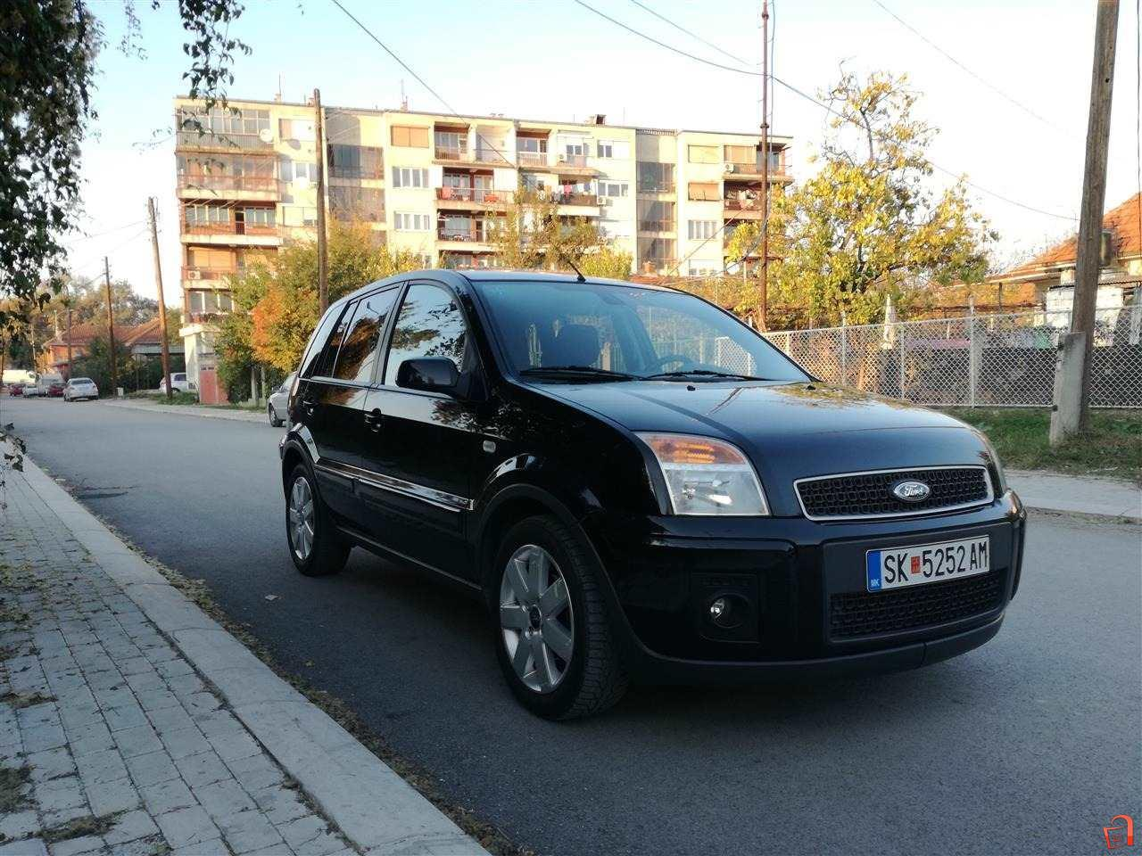 ad ford fusion cross 1 4 tdci for sale skopje gjorce petrov vehicles automobiles. Black Bedroom Furniture Sets. Home Design Ideas