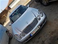 Mercedez Benz 220 110kw 150 ks