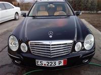Mercedes E 220 redizain