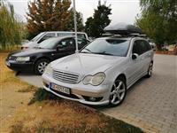 Se prodava Mercedes C220 Amg optik