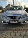 MERCEDES-BENZ E 350 4 MATIC AVANGARDE
