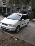 SEAT ALHAMBRA 1.9TDI -97 MOZE ZAMENA ZA VW GOLF 4