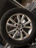 VW bandazi so gumi 255/55/R18