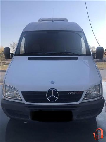 Ad Mercedes Sprinter Thermoking for-sale, skopje, municipality-of