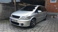 Opel Zafira OPC itno