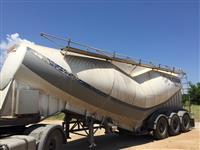 Cisterna silo za cement