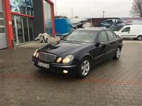 Mercedes E 220 cdi moze zamena