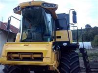 Kombajni i Traktor Sampo NewHolland Fiatagri
