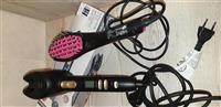Novo figaro i cetka za ispravuvanje na kosa