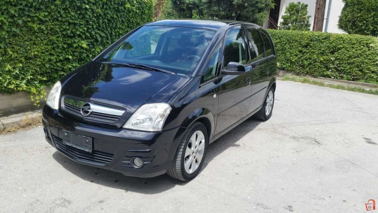 ad opel meriva 1 3 cdti perfektna for sale skopje skopje vehicles automobiles. Black Bedroom Furniture Sets. Home Design Ideas