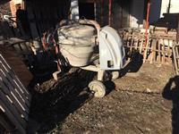 Mesalka za beton golema 350 litri