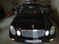 Mercedes Benz E 270