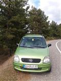 Opel Agila 1.2 so a testiran plin