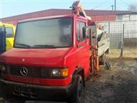 Mercedes 609 so kran