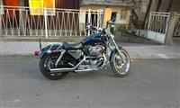 Harley Davidson Sportster 1200custom!