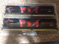 Ram memory 2x 4gb ddr4