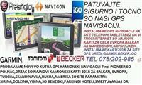 INSTALIRAME GPS KARTI NA SITE UREDI i NA TELEFONi
