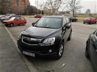 Opel Antara 2,4  170 LPG