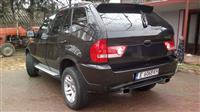 Ssangyong Ceo 2.4 Luxu SUV 4x4 na plin