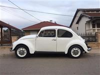 VW Beetle Buba celosno restavrirana